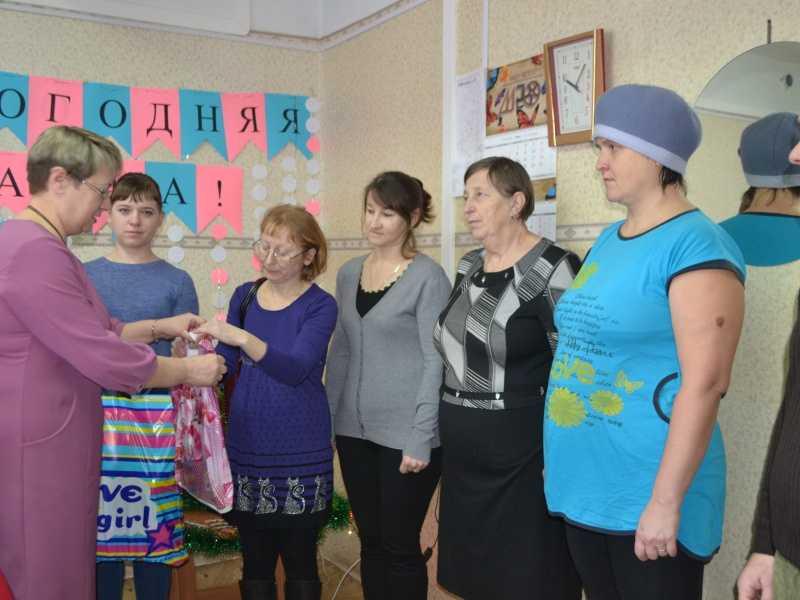 Областная благотворительная акция «Новогодняя сказка»